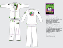 New Nostos Gi - Youth