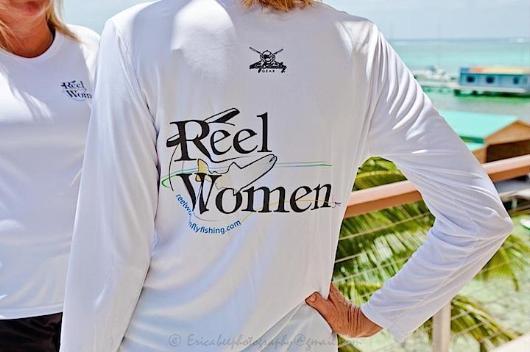 Reel Women High Performance Tee