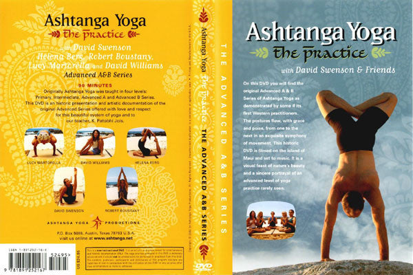 Advanced A and B Series DVD - David Swenson