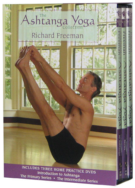 The Ashtanga Yoga Collection - Richard Freeman