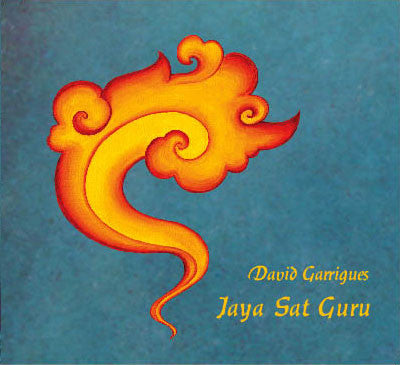 Jaya Sat Guru CD - David Garrigues