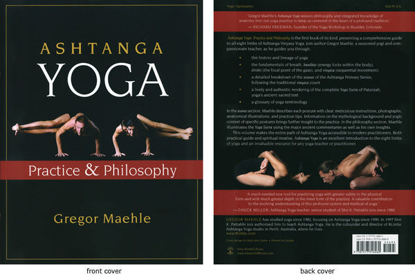 Ashtanga Yoga: Practice and Philosophy - Gregor Maehle