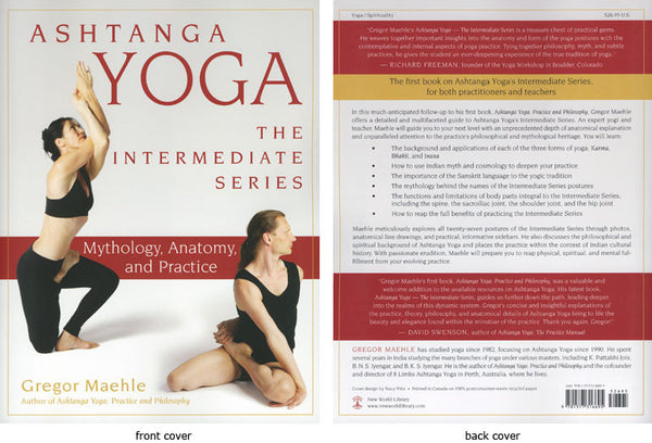 Ashtanga Yoga - The Intermediate Series - Gregor Maehle