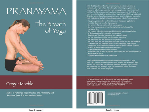 Pranayama: The Breath of Yoga - Gregor Maehle