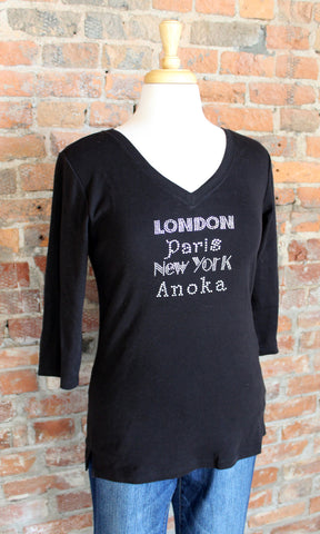 London Paris New York Anoka Shirt