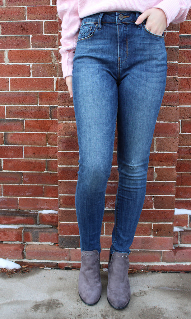 UNPUBLISHED Olivia - High Rise Skinny