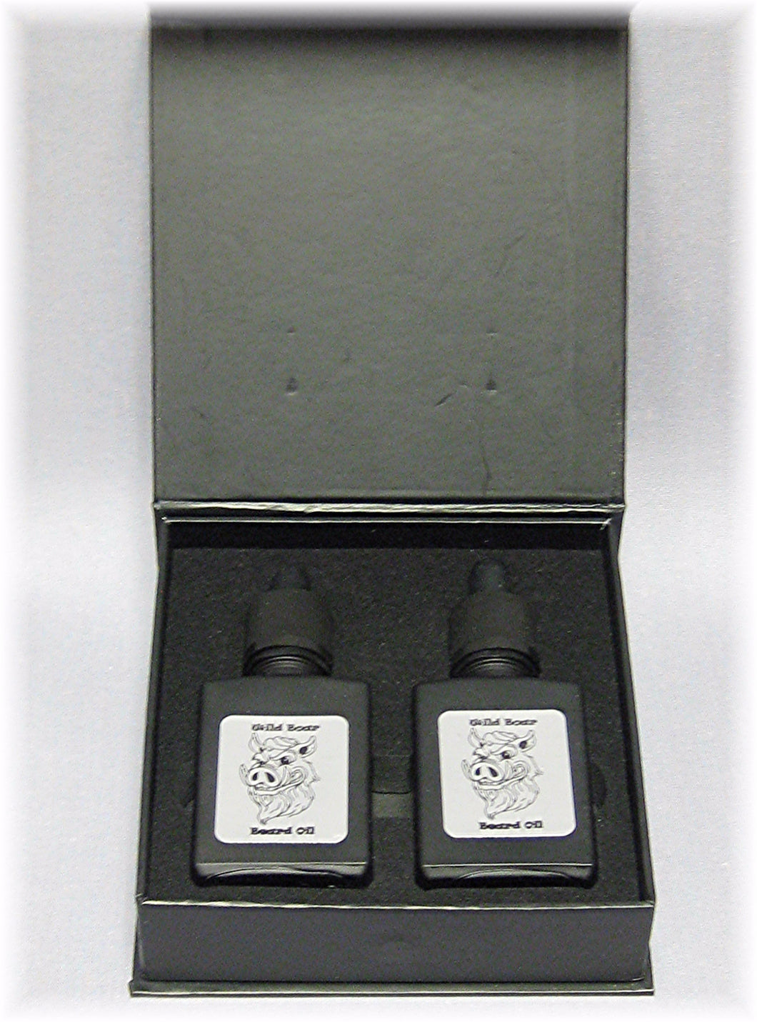Beard Oil set of Two Gift Set