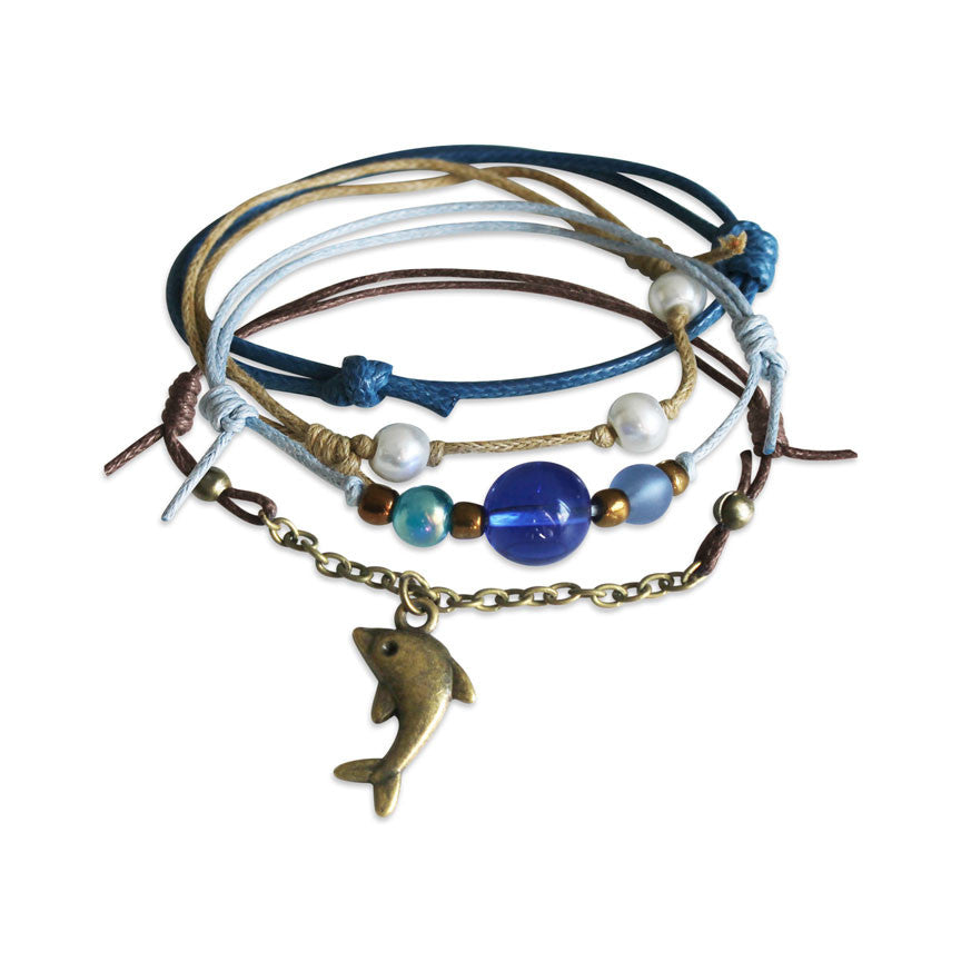 Dolphin Bracelets | O Yeah Gifts!