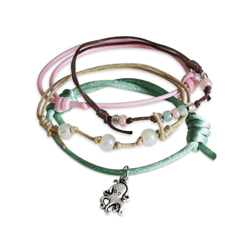 Octopus Bracelets - 4 Piece Set - O YEAH GIFTS