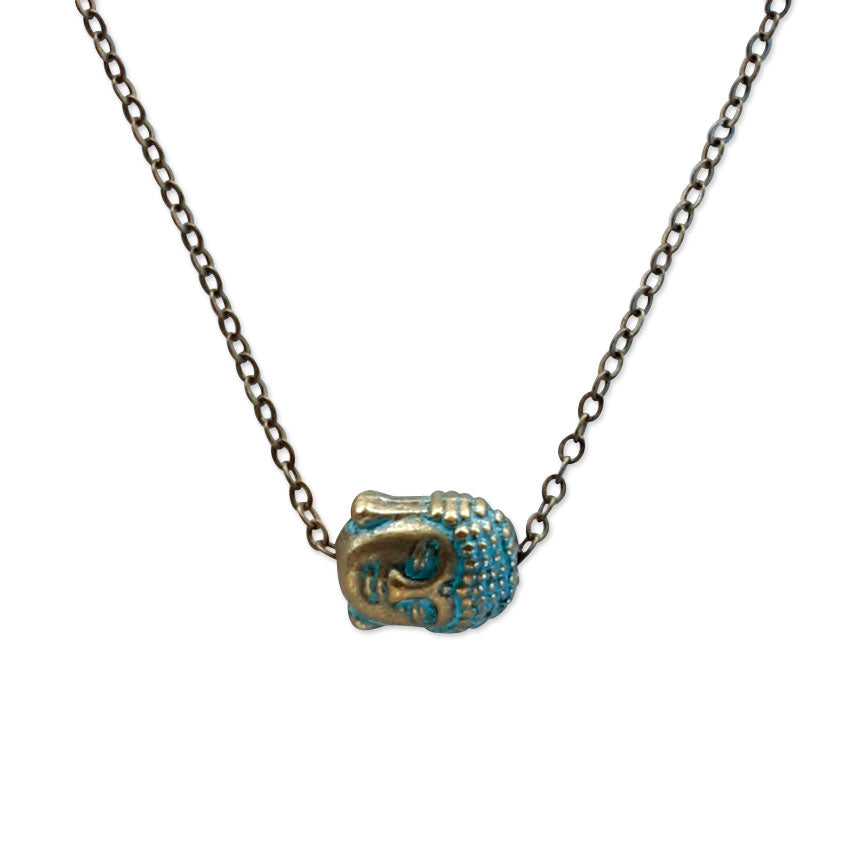 Buddha Bead Necklace | O Yeah Gifts!