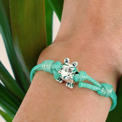 Frog Charm Bracelet | O Yeah Gifts!