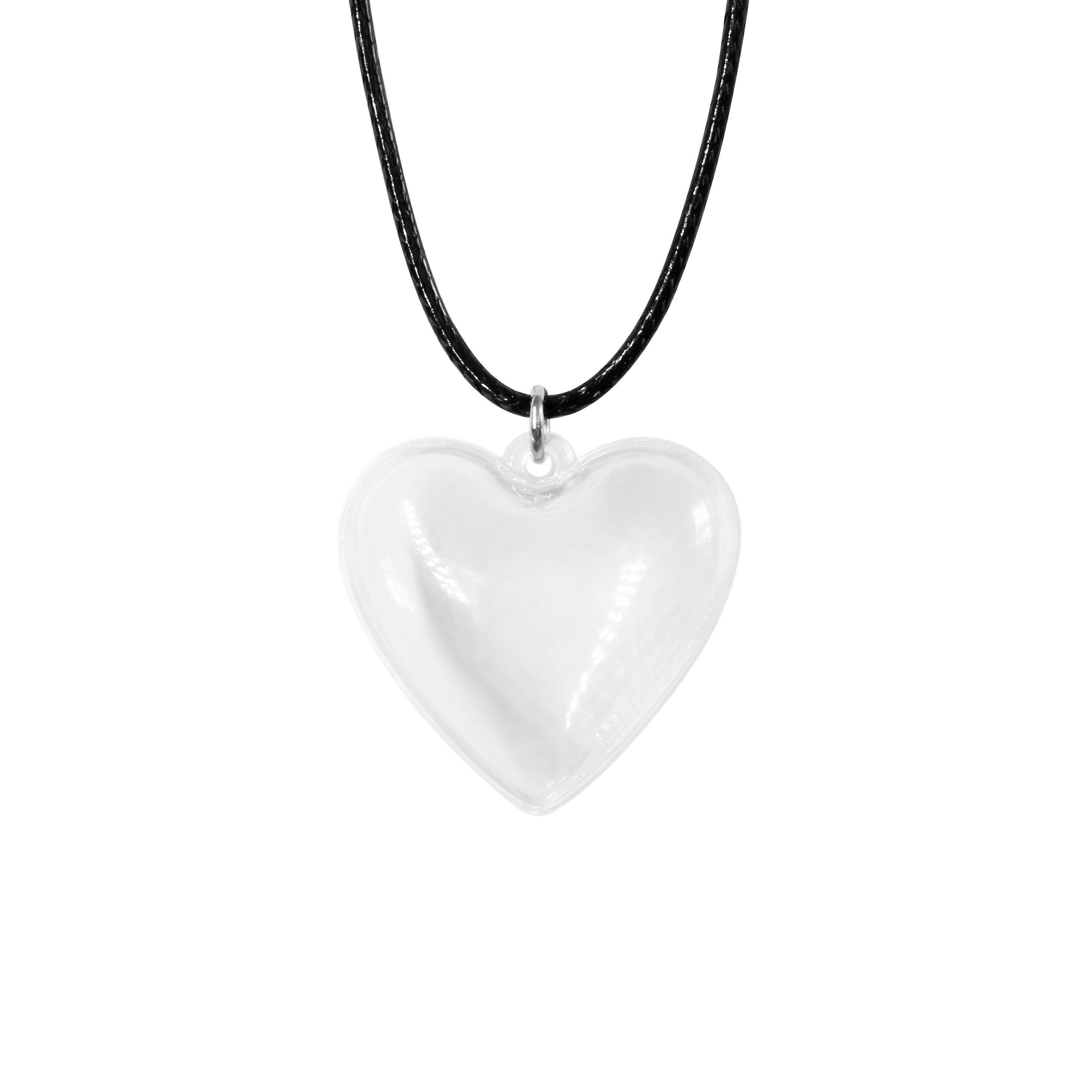 Keepsake Capsule Heart Necklace - O YEAH GIFTS