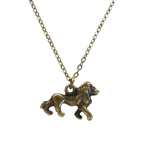 Lion Necklace - O Yeah Gifts!