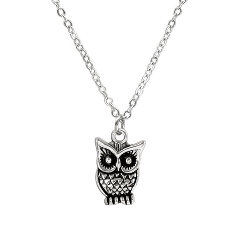 Owl Necklace - O YEAH GIFTS