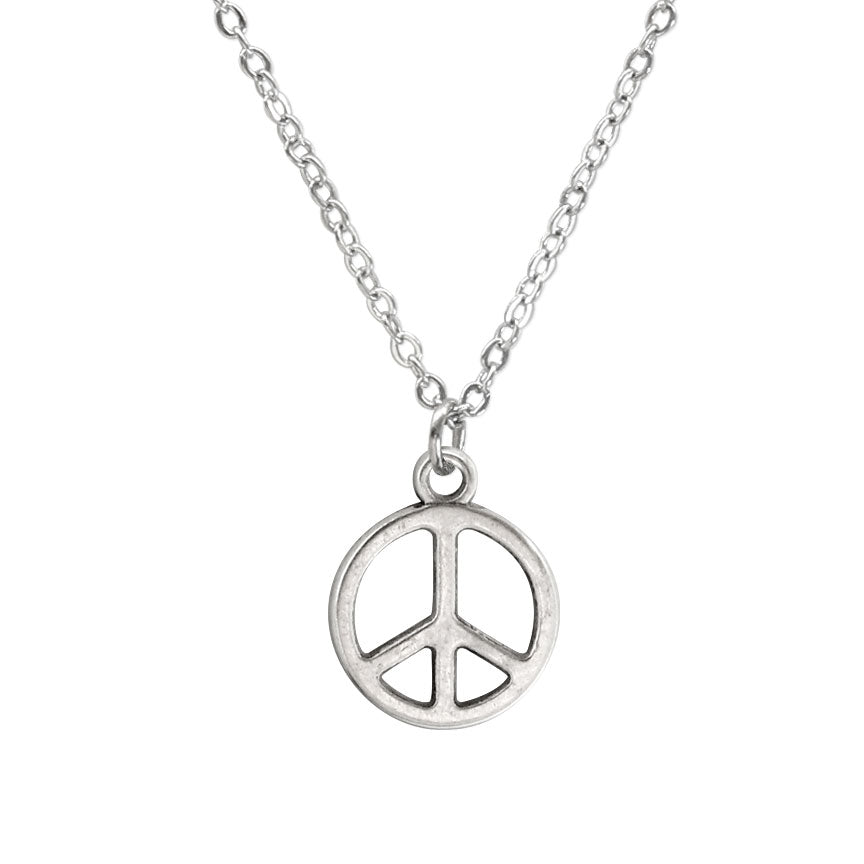 Peace Necklace | O Yeah Gifts!