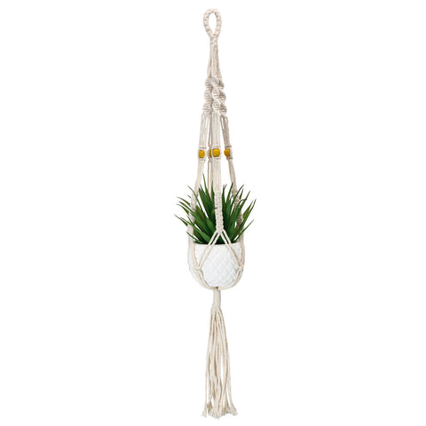 Pineapple Macrame