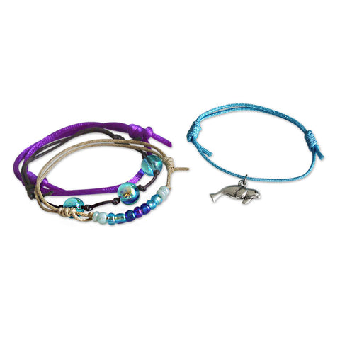 Seal Bracelets - 4 Piece Set - O YEAH GIFTS