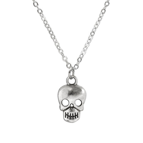 Skull Necklace made by O Yeah Gifts!