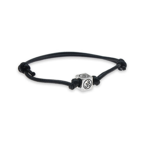 Om Charm Bracelet | O Yeah Gifts!