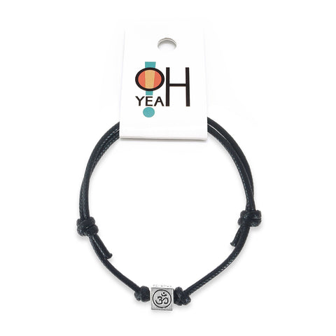 Om Charm Bracelet - O Yeah Gifts!