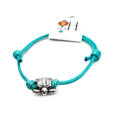 Sea Turtle Charm Bracelet - O YEAH GIFTS