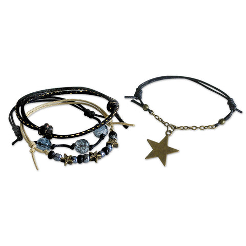 Star Gaze Bracelets - 4 Piece Set - O YEAH GIFTS