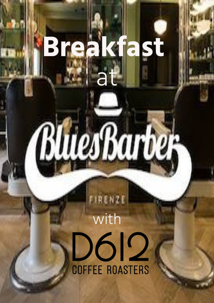 Breakfast at the Blues Barber Shop - II° Edition