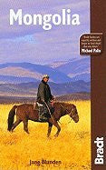 Bradt Mongolia Travel Guide 2ND EDITION [PB,2008]