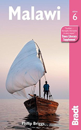 Malawi (Bradt Travel Guides) by Philip Briggs (15-Jul-2013) Paperback