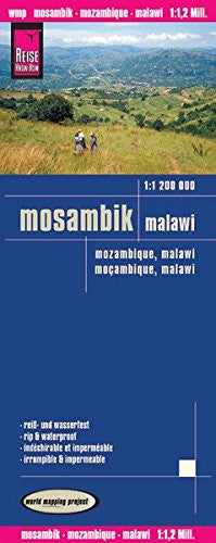 Mosambik, Malawi = Mozambique, Malawi = Mocambique, Malawi (German and English Edition)