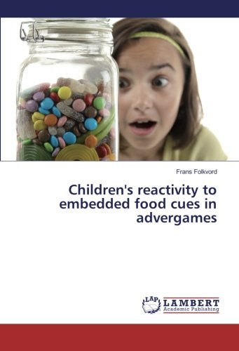 Children's reactivity to embedded food cues in advergames