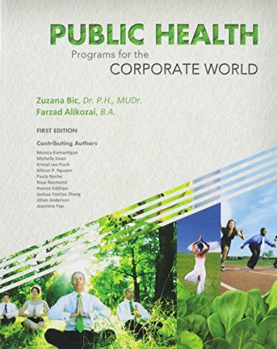 Public Health Programs for the Corporate World
