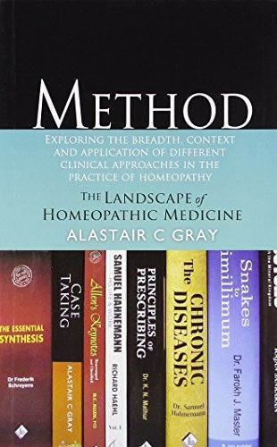 Method in Homeopathy