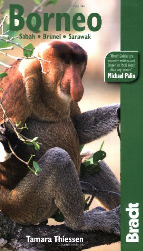 Borneo (Bradt Travel Guide)