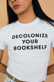 DECOLONIZE YOUR BOOKSHELF