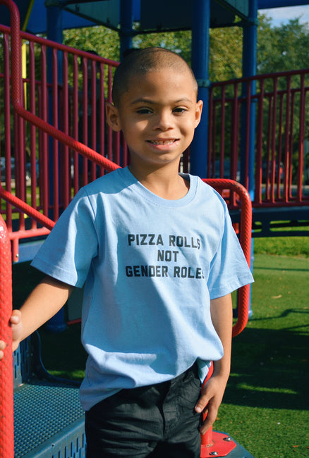 PIZZA ROLLS NOT GENDER ROLLS | KIDS
