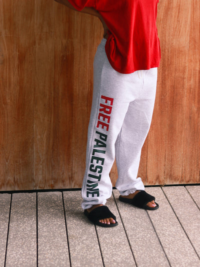 FREE PALESTINE - SWEATPANTS