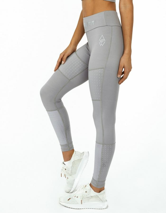 GREY SQUAD TIGHTS