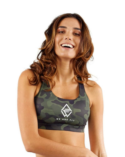 GREEN FURY TOP