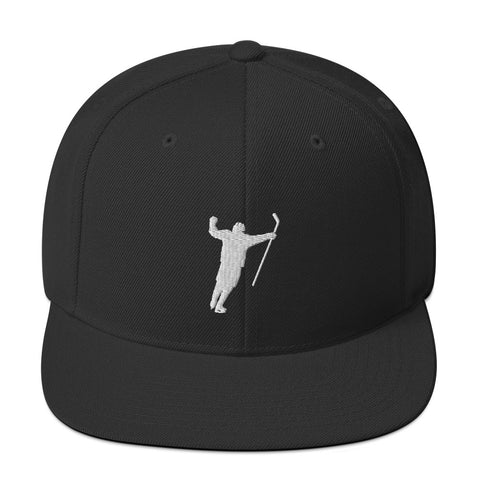 Hockey Training Snapback Hat