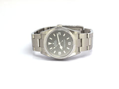 USED ROLEX EXPLORER 14270 SMOOTH BEZEL