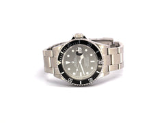 ROLEX SUBMARINER DATE 16610T MENS WATCH