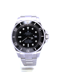 ROLEX SEA-DWELLER DEEPS 116660 44MM DIVING WATCH