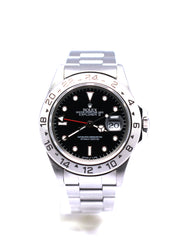 ROLEX EXPLORER II STAINLESS STEEL 16570 40MM