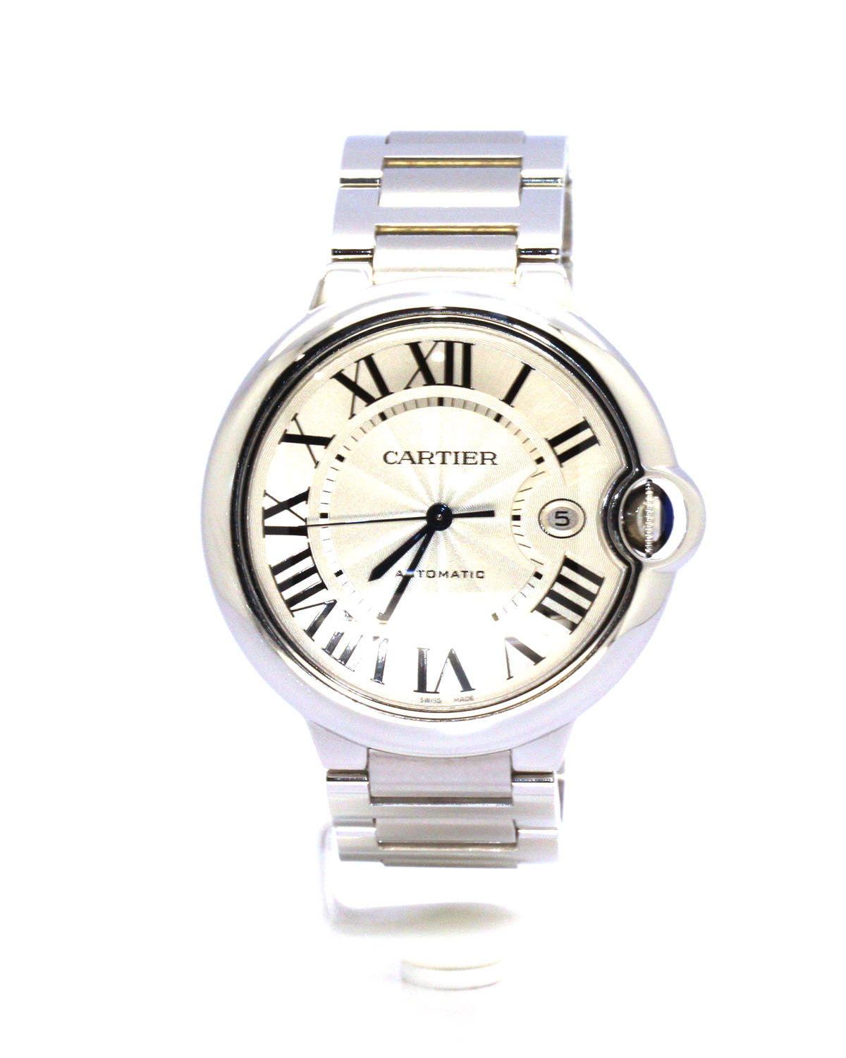 CARTIER BALLON BLEU STAINLESS STEEL 42MM