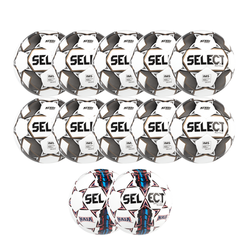 NAIA Royale Pack - 10 Balls with NAIA Balls