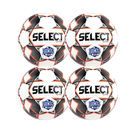 NJCAA Super Pack - 4 Balls