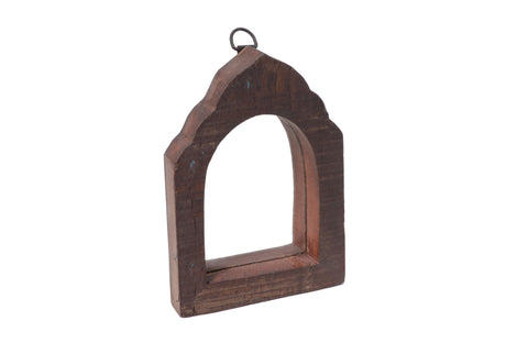 Small Mirror with Hook