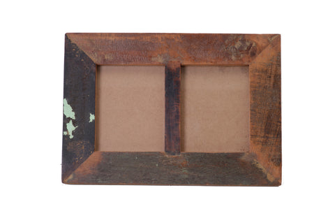 "Picture Frame - Two Panes of 5"" X 7"""