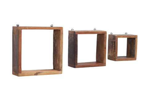 Shadow Boxes - Set of Three